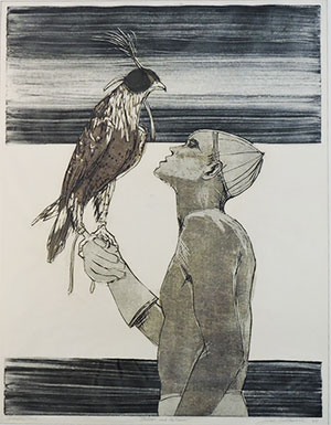Falcon and Falconer