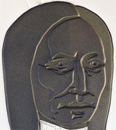 Sioux Chief Head Detail